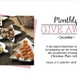 Riviera Maison Give Away December